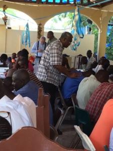 Pastor Jean pray.3.17